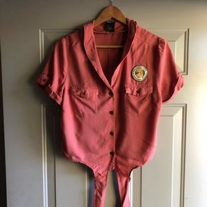 Jurassic park 25th anniversary cosplay top
